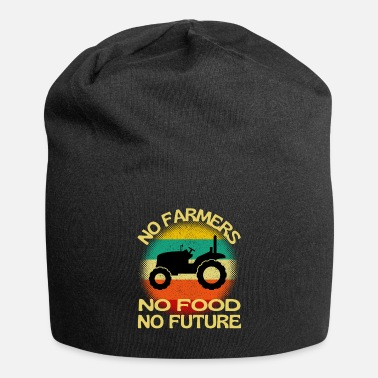 Awesome No Farmers No Food No Future - Beanie