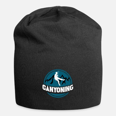 In Piedi Canyoning Canyon Canyon Nature Sport Gift - Berretto