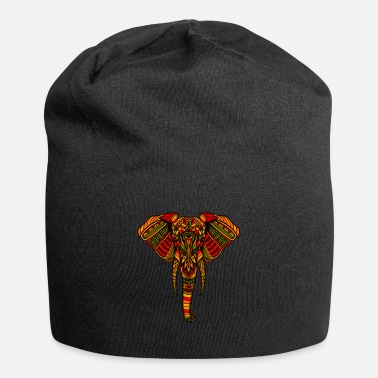 Amerindian Spiritual Elephant - Magical Ornamental Animal - Beanie