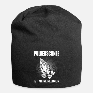 Powder Snow Powder snow - my religion - Beanie