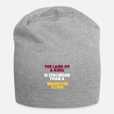 State Cavs Warriors King Kings Playoffs Gift - Beanie