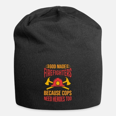 Firefighting Firefighters firefighter woman firefighter - Beanie