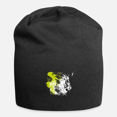 Kombat lion head warrior fight - Beanie
