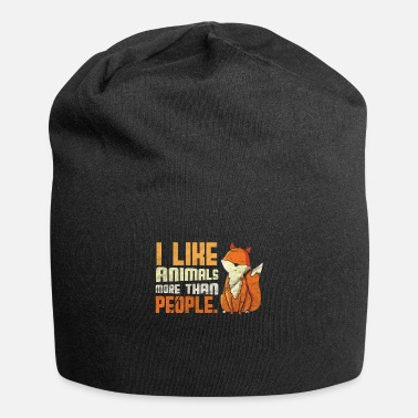 Animal Lover Animal animals Animal lovers - Beanie