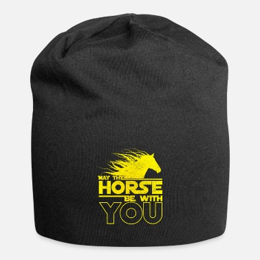 May The Horse May The Horse Be With You - Beanie