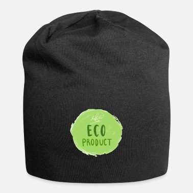 Production Plant Eco Product Leaves Branch Plant Eco Product Bio - Beanie