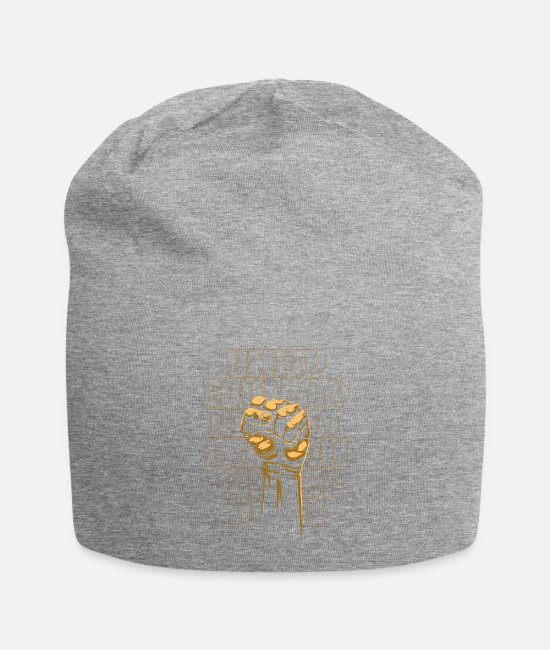 Justice (authority) Caps & Hats - Unity - Beanie heather grey
