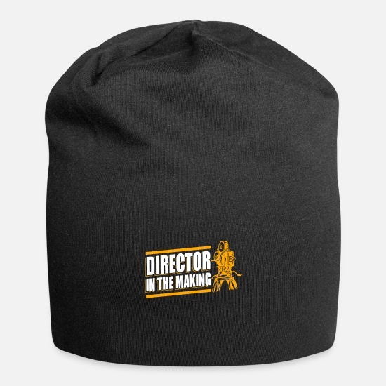 Gift Idea Caps & Hats - Cinema Movies Film Night Passion - Beanie black