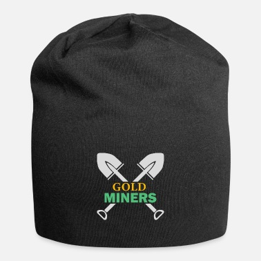 Golden Retriever Goldschürfer gold miners - Beanie