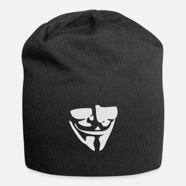 Guy Fawkes / Anonymous mask - Beanie-pipo