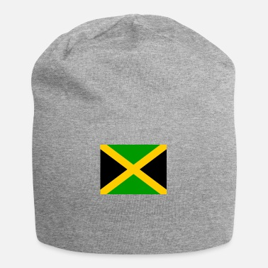 Jm Flag of Jamaica (jm) - Beanie