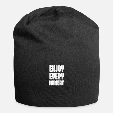 Life Energy Moment time life lifetime vacation happiness vibe - Beanie