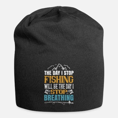 Fishing Fishing angler fishing fish gift 84 - Beanie