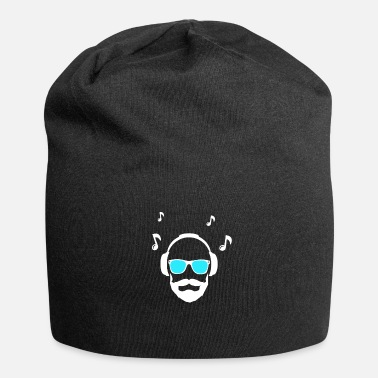 Dj DJ hipster cool music gift style stylish - Beanie