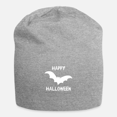 Trick Or Treat Halloween bat vampire creepy funny - Beanie
