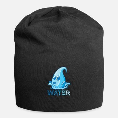 Geschenkiedee The most important asset of the earth, water - Beanie