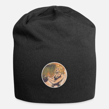 Pin-up Retro pin-up - Beanie-pipo