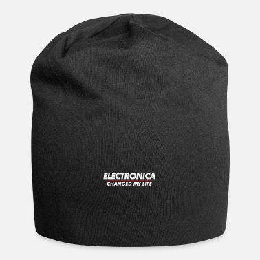 Electronica Electronica changed my life - Beanie