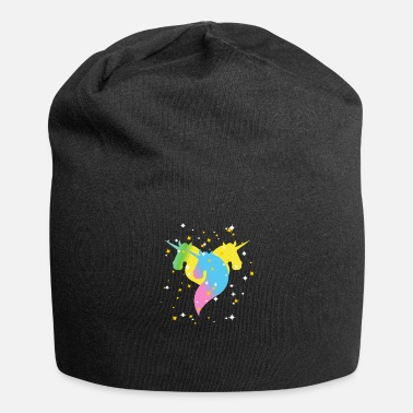 Brillant Licorne Brillante Et Brillante - Beanie