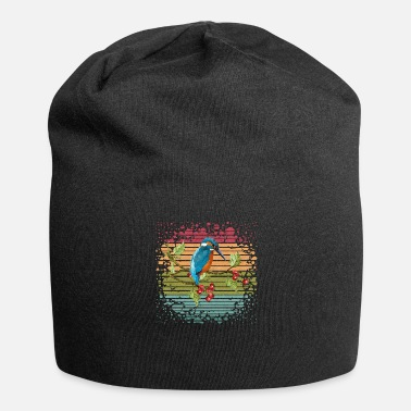Kingfisher Kingfisher bird - Beanie