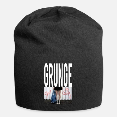 Tekstballon Grunge Girl Graphic - Beanie