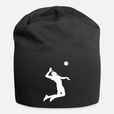 Beach Volley Joueur de beach-volley sportif - Beanie