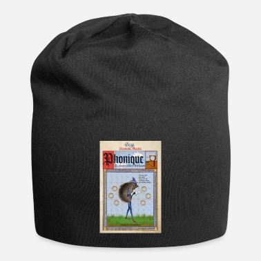 Poster Phonic Poster - Beanie