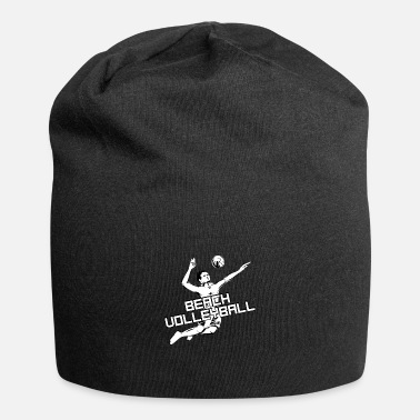 Beachvolleyball Beachvolleyballer - Beachvolleyball - Volleyball - Beanie