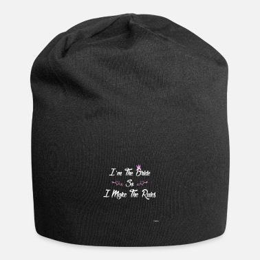 Hen Wedding bachelorette party marriage love gift - Beanie