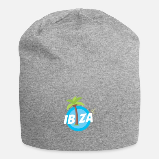 Gift Idea Caps & Hats - Ibiza - Beanie heather grey
