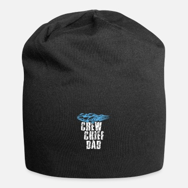 Fordon Crew Chief Dad Car Racing Cool Vehicle Speed - Beanie