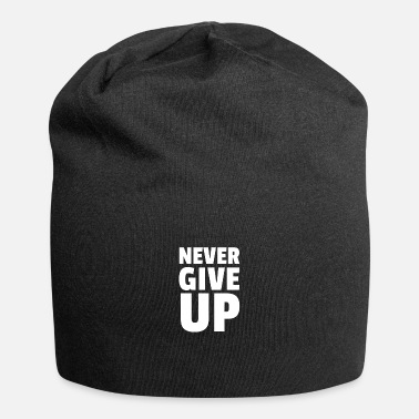Up Never give up - Beanie