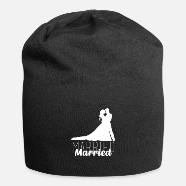 Marry Married, married, wedding - Beanie