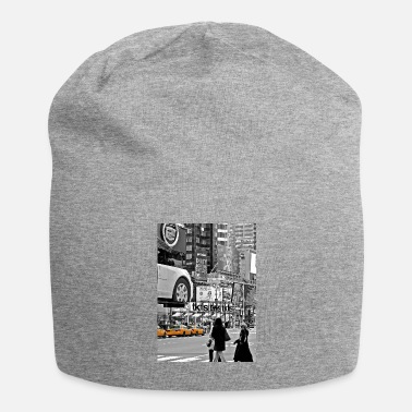 New York NYC Yellow Cabs T-Square - Beanie