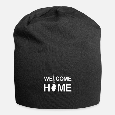 Isaf Welcome Home Soldier Veteran Use ISAF Gift - Beanie