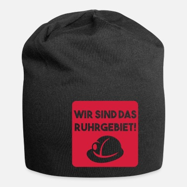 Ruhr Area WE ARE THE RUHR AREA (v) - Beanie