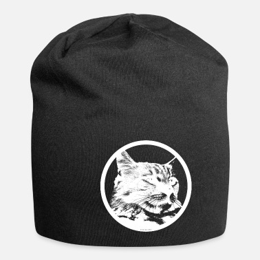 Stencil STENCIL KITTY CAT LOVER (w) - Beanie