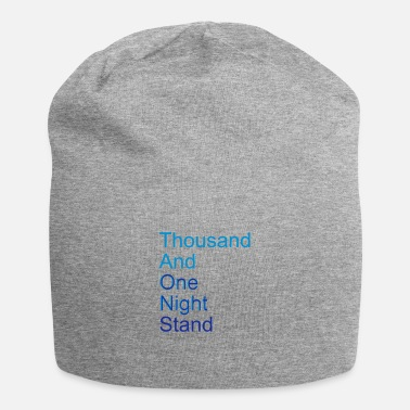 Słowo thousand and one night stand (2colors) - Beanie