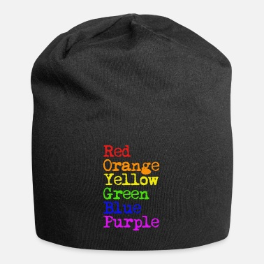 Farve homo stolthed farve regnbue - Beanie