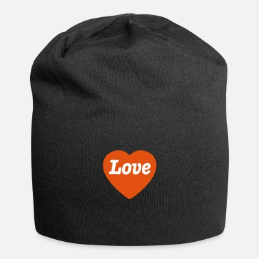 Love With Heart Heart with Love - Beanie