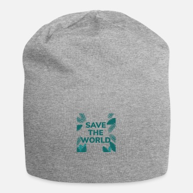 World SAVE THE WORLD - Beanie