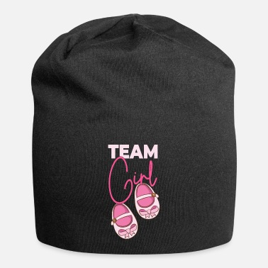 Party Teamgirl - Babyparty - Gender Reveal - Beanie