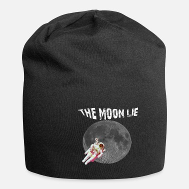 Auguri T-Shirt THE MOON LIE Idea regalo - Berretto