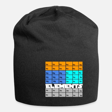 Birthday Elements T Shirt Geschenkidee - Beanie