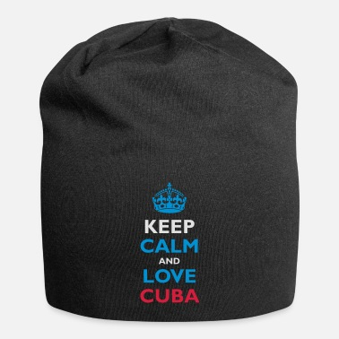 Sieg Keep Calm & Love Cuba - Beanie