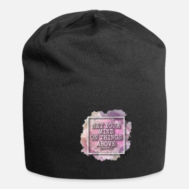 Bible Sunday Church God Lord Gift - Beanie