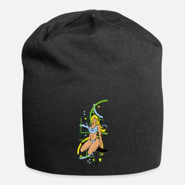 Up pin-up skate - Beanie