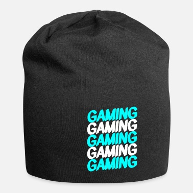 Gaming Gamer Controller Console Gift Nerd - Beanie