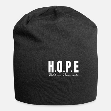 Casual Inspirational HOPE Hold On Pain Ends - Beanie