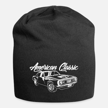 Hot Rod Muscle Car - Tee shirt American Classic Hot Rod pour - Beanie